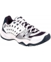 Prince Junior's T22 Shoes (White/Navy/Silver) - Gifts for Kids