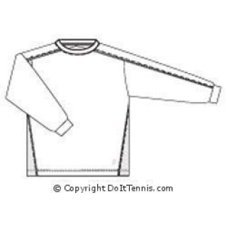 Prince Men's Player's Long Sleeve