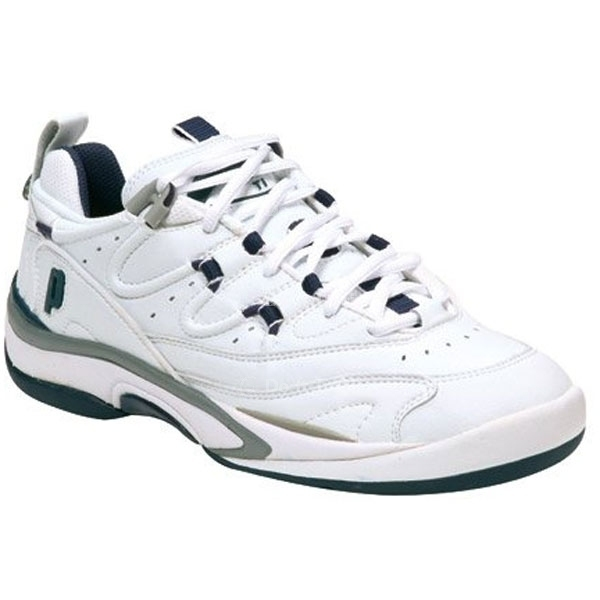 Prince Men's QT Scream Low (White/Navy)