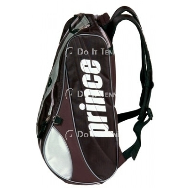 Prince Racq Pack Tennis Backpack (Black)