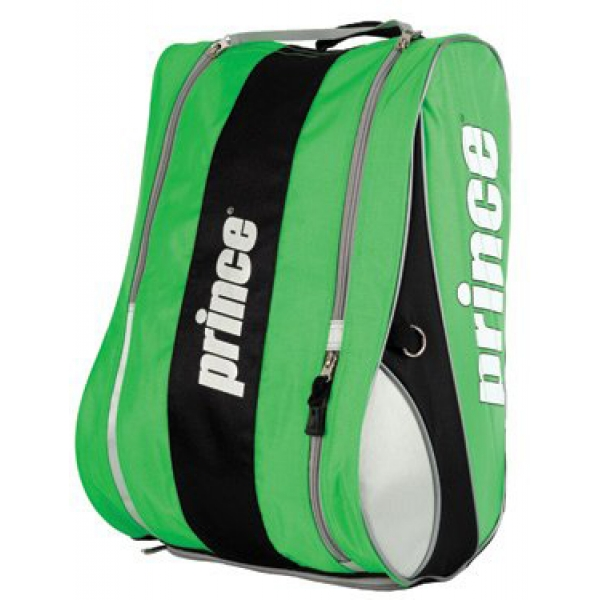 Prince Racq Pack Tennis Backpack (Green)