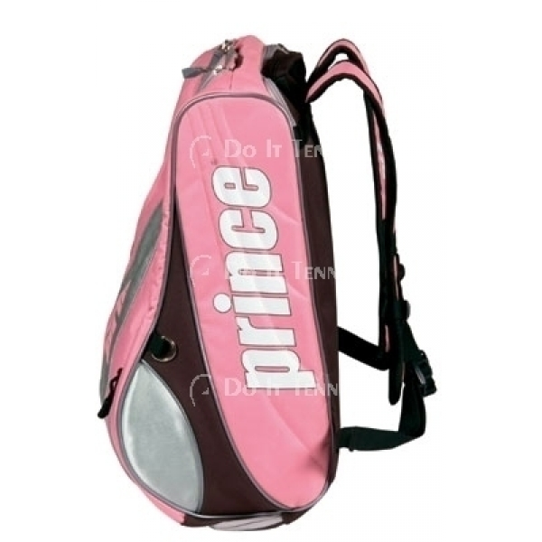 Prince Racq Pack Tennis Backpack (Pink)