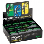 Prince Rage Double Yellow Dot 12-Pack Squash Balls - Tennis Accessory Types