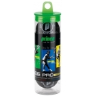 Prince Rage Pro Double Yellow Dot Squash Balls (18-Ball Case) - Tennis Accessory Types