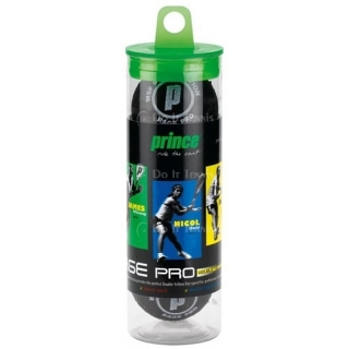 Prince Rage Pro Double Yellow Dot Squash Balls (18-Ball Case)