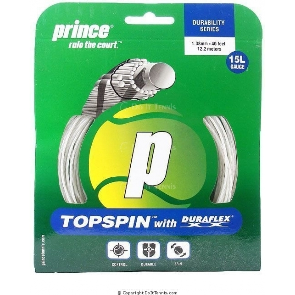 Prince Topspin 15Lg with Duraflex (Set)