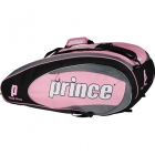 Prince Tour Team Pink 12 Pack  Bag - Tour Team Pink Collection