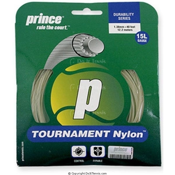 Prince Tournament Nylon 15Lg (Set)