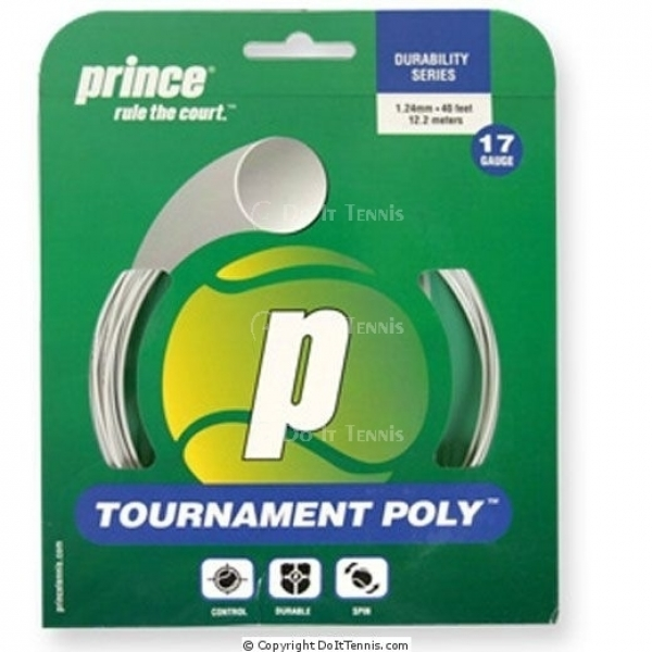 Prince Tournament Poly 17g (Set)