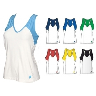 Prince Women's Comp Racer Tank 3