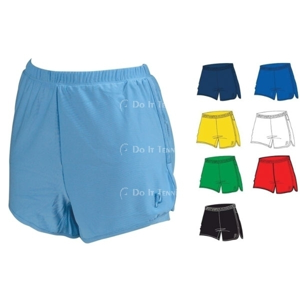 Prince Women's Comp Shorts 4