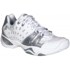 Prince Women's T22 Shoes (White/Silver) - Prince Tennis Shoes