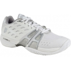 Prince Women's T24 Shoes (White/ Silver) - Prince T-22 Series Tennis Shoes