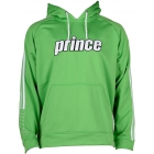 Prince Men's Pullover Hoodie (Green) - Men's Outerwear Jackets Tennis Apparel
