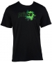 Prince Men's Splatter Tee (Black) - Prince Tennis Apparel