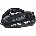 Tecnifibre Tour ATP 9 Pack Racquet Bag (Green/Black) - New Tecnifibre Rackets, Bags, and Strings