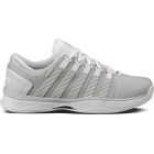 K-Swiss Men's Hypercourt Tennis Shoes (Gray/ White) - Men's Tennis Shoes