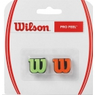 Wilson Pro Feel (Green/Orange) - - Best Selling Tennis Gear. Discover What Other Players are Buying!