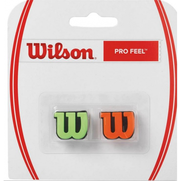 Wilson Pro Feel (Green/Orange)