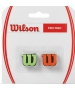 Wilson Pro Feel (Green/Orange) - Wilson Tennis Accessories