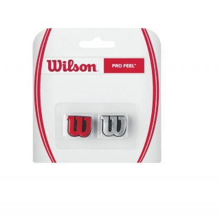 Wilson Pro Feel Dampener (Silver/ Red)