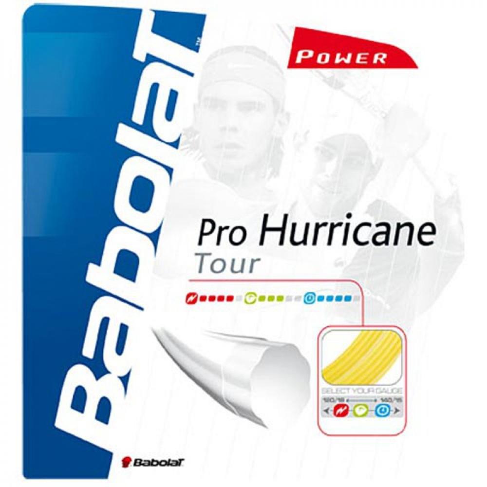 Babolat Pro Hurricane Tour 16G Tennis String (Set)