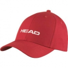 Head Promotion Hat (Red) - Tennis Hats