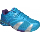 Babolat Women's Propulse 4 Tennis Shoe (Blue/ Purple) - Babolat Tennis Shoes