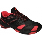 Babolat V-Pro 2 Junior Tennis Shoes (Black/ Red) - Tennis Shoes for Kids