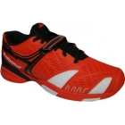 Babolat Propulse 4 Junior Tennis Shoe (Orange/ Black) - Babolat Propulse Tennis Shoes
