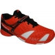 Babolat Propulse 4 Junior Tennis Shoe (Orange/ Black) - Gifts for Kids