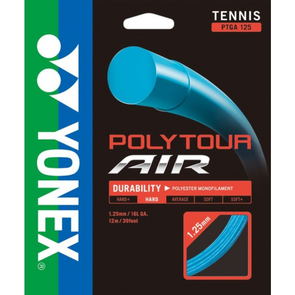 Yonex Poly Tour Air 125 16L Tennis String