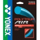 Yonex Poly Tour Air 125 16L Tennis String - Yonex Polyester Tennis String Sets