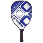 Paddletek Stratus Paddle (Blue) - Tennis Court Equipment