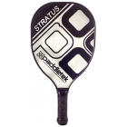 Paddletek Stratus Paddle (Black) - Tennis Court Equipment
