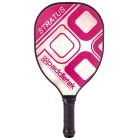 Paddletek Stratus Paddle (Pink) - Tennis Court Equipment