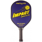 Pro-Lite Impact Graphite Paddle (Purple) - Tennis Court Equipment