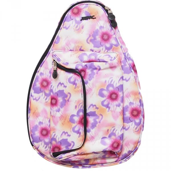 Jet Purple Tropical Mini Backpack