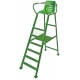 Putterman Deluxe Umpire Chair (Green) - Tennis Umpire Chairs