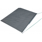 Putterman Drag Mat (Aluminum Rail) - Tennis Court Accessories & Maintenance