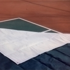 Putterman Vinyl Court Cover 10 - Putterman Athletics Tennis Equipment