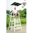 PVC Umpire Chair with Cushion - Tennis Umpire Chairs
