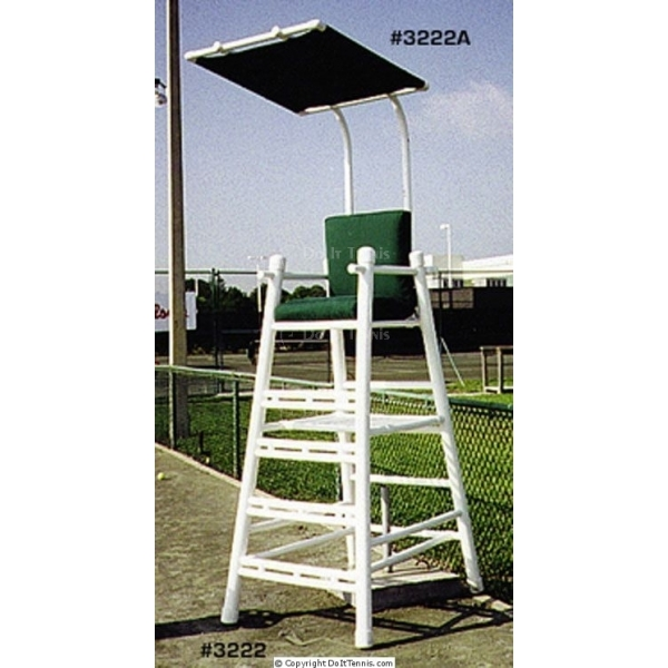 PVC Umpire Chair Canopy for Umpire Chair #3222A
