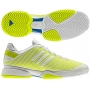 Adidas Barricade 8 by Stella McCartney Womens Tennis Shoes (Wht/ Lt Grn)