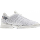 Adidas Barricade 8 by Stella McCartney Women's Tennis Shoes (White/ Grey) - Shoes