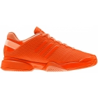 Adidas Barricade 8 by Stella McCartney Women's Tennis Shoes (Orange) - Adidas Barricade Tennis Shoes