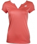 Lotto Women's Natty T-Shirt (Rose) - Women's Tops T-Shirts & Crew Necks Tennis Apparel