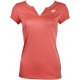Lotto Women's Natty T-Shirt (Rose) - Lotto Women's Apparel Tennis Apparel