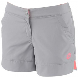 Lotto Women's Natty Short (Pebble/ Rose)
