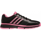 Adidas Barricade 7 Womens Shoes (Blk/ Pnk) - Tennis Shoe Brands